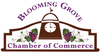 Blooming Grove Chamber of Commerce logo