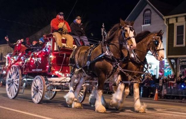 Washingtonville Christmas Parade